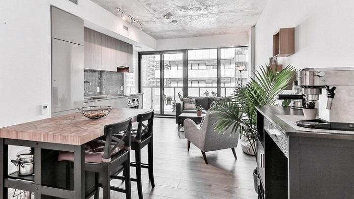 Ideas para integrar el color negro en la decoración del hogar